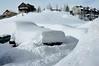 Snow Crest parking lot