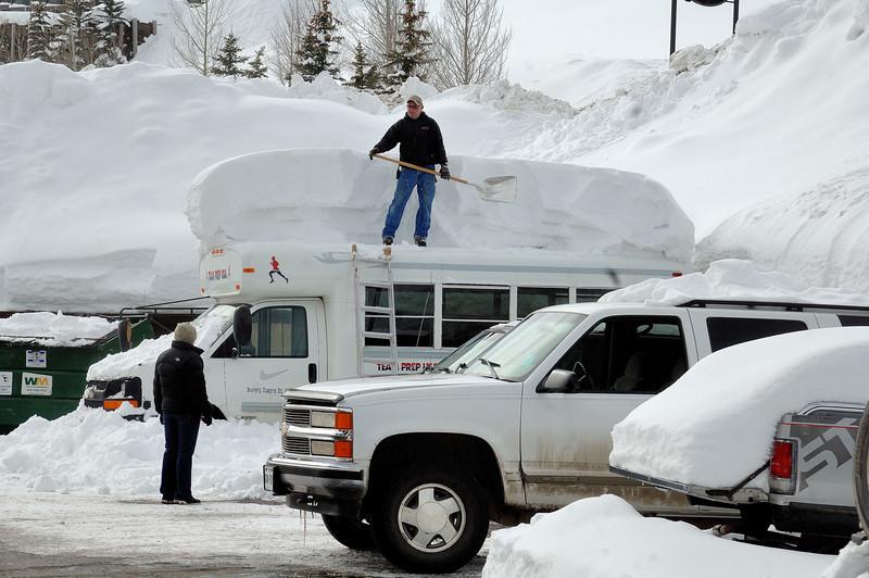 Got some snow ?