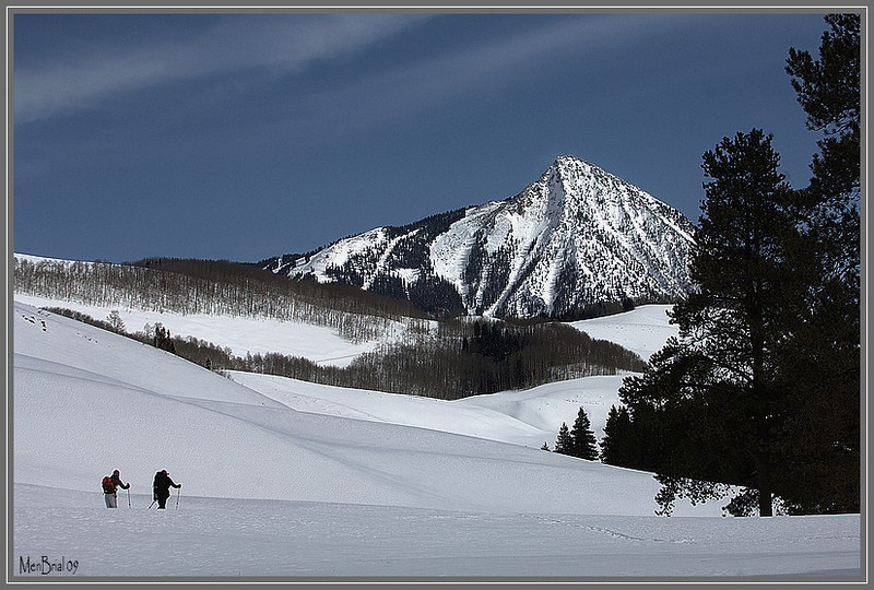 Mt Crested-Butte