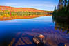 Canada, Quebec, La Mauricie National Park, Lac Bouchard, Fall Colors, Reflection, Landscape, 加拿大 风景, 魁北克, 摩里斯国家公园, 秋色, 倒影