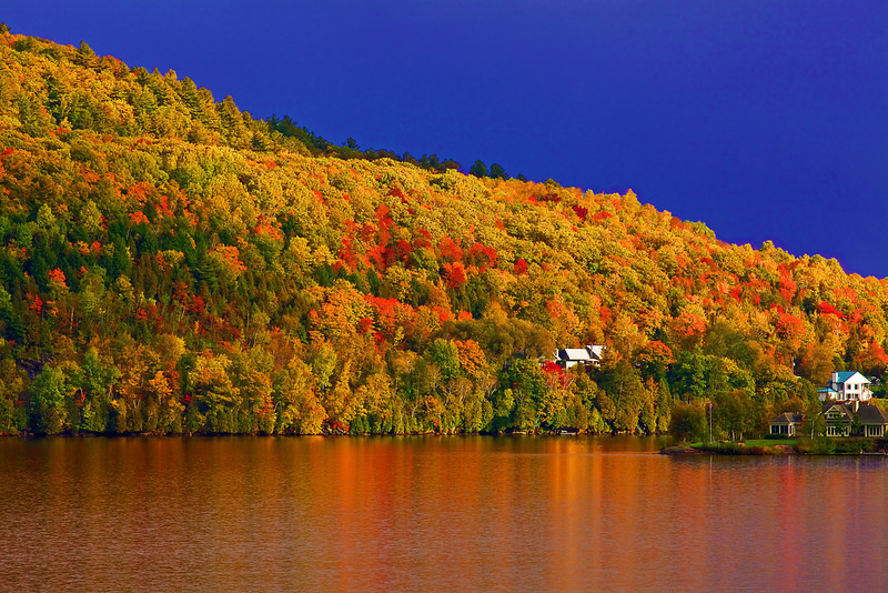 Canada, Quebec, La Mauricie National Park, Fall Colors, Foliage, 加拿大,魁北克,秋色,   国家公园