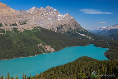 Peyto Lake  (BA-07064)
