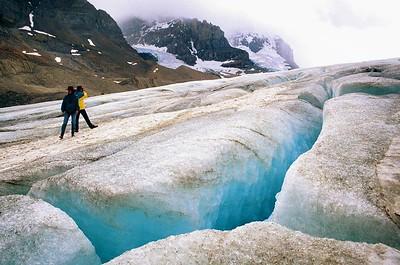 (B062)  Athabasca Glacier - Jasper National Park