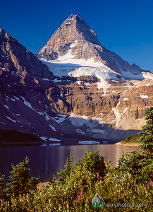 Mount Assiniboine  (BC-07115)