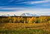 Canada; Yukon; Alaska Highway; Mount Cairnes; Fall Colors; 加拿大; 育空; 阿拉斯加高速公路; 秋色
