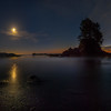 Pano Of Botany Beach Beach Under Stars - Botany Bay, Botanical Beach, Vancouver Island, BC, Canada