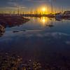 Oak Bay Marina At Sunrise