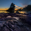 Low Tide On Botany Bay - Botany Bay, Botanical Beach, Vancouver Island, BC, Canada