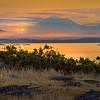 Sunburst And Mount Baker