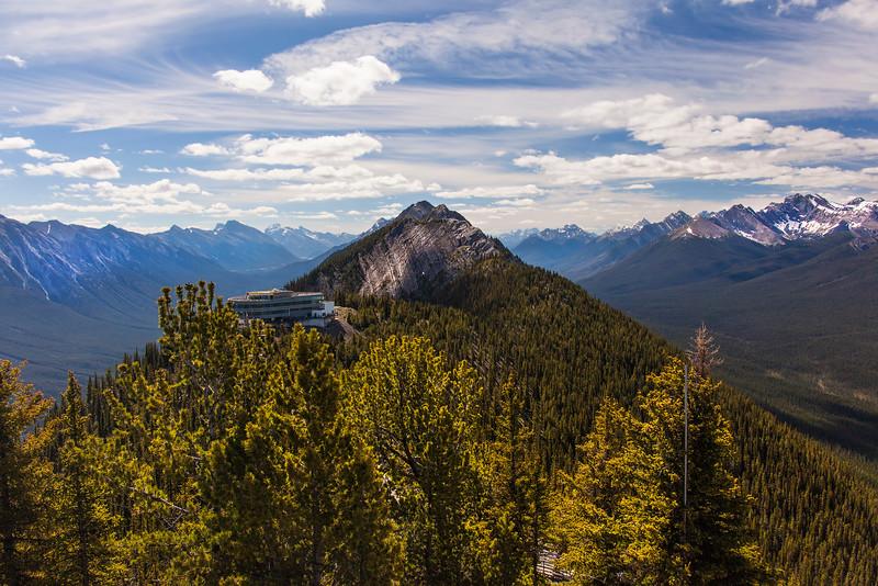 Sulphur Mt Banff