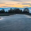 TidePools Leading Into Frank Island Chesterman Beach, Tofino,  Vancouver Island, BC, Canada
