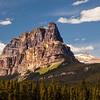 Castle Mt Banff