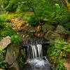 Garden Cascades - Beacon Hill Park, Victoria, Vancouver Island, BC