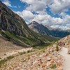 The Path to Angel Glacier