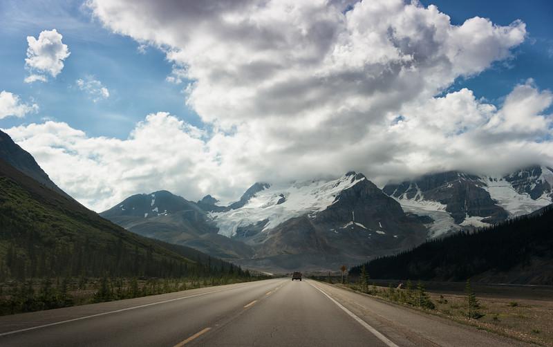 Big Road, Big Sky