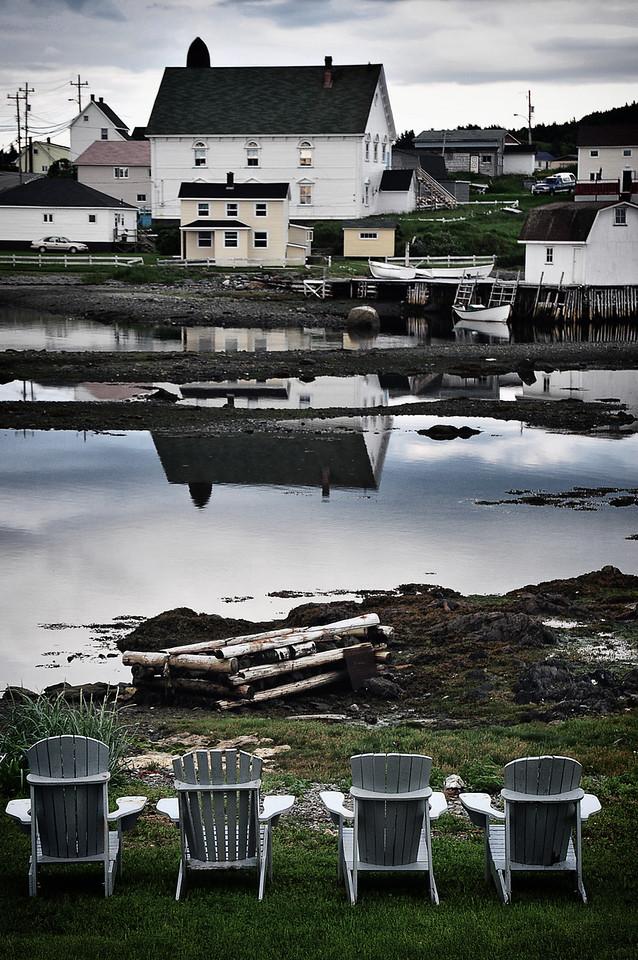 Twillingate Newfoundland, July 2010.