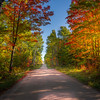 Driving The Backroads Of Muskoka Lakes - Algonquin Provincial Park, Nipissing, South Part, Ontario, Canada