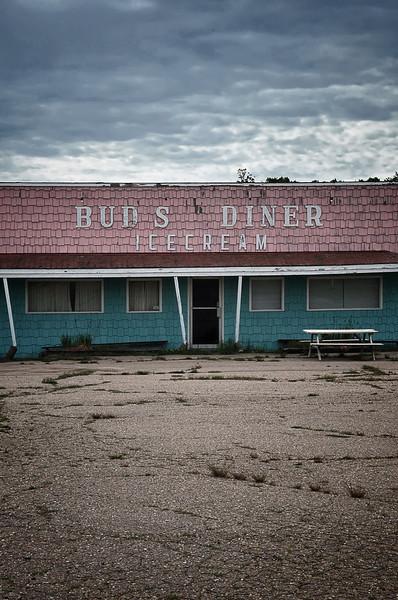 Buds Diner, Charlottetown PEI
