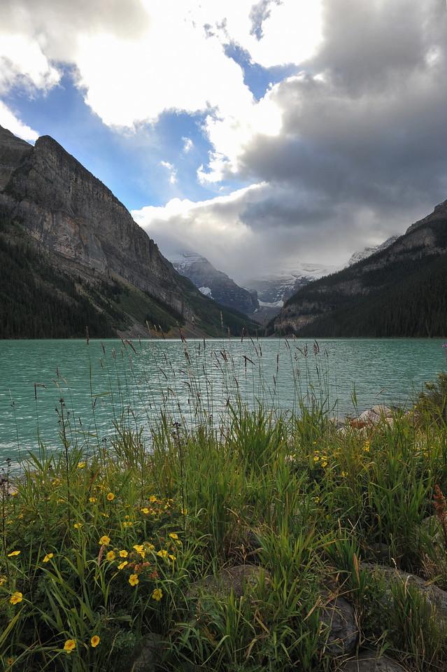 Lake Louise, Banff National Park, September 2012