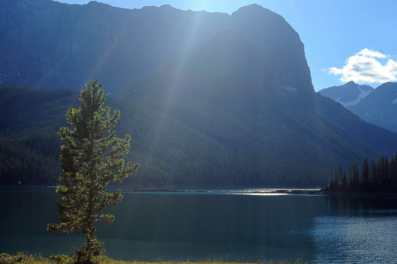 Kananaskis Lake, September 2012