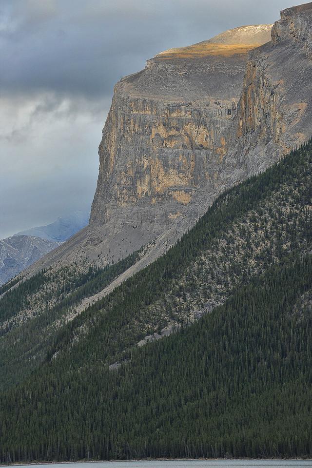 Moraine Lake, Banff National Park, September 2012