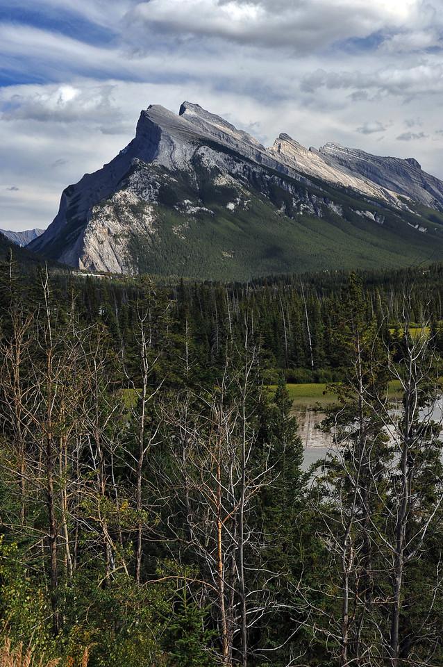 Sulphur Mountain, Banff National Park, September 2012