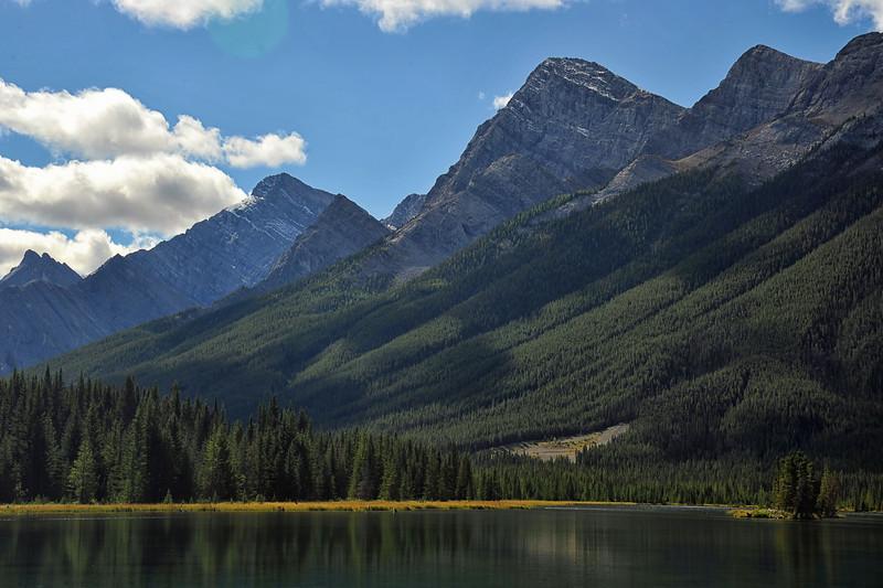 Spray Lakes, Banff National Park, September 2012