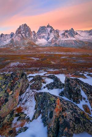 Tombstone Territorial Park, Yukon, Canada