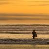 Sunset at Tofino 7