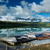 Patricia lake boats