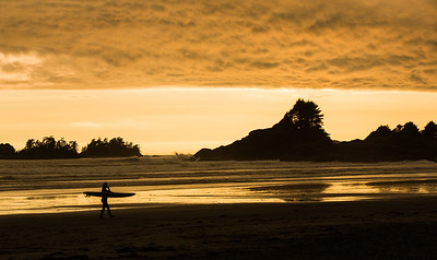 Tofino sunset 1