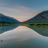 Dawn at Vermillion Lakes