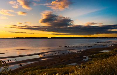 Sunrise over l'Anse de Vaudreuil-Quebec-Canada-19.118.2.27