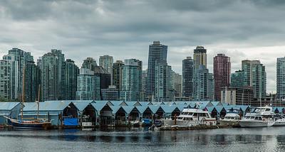 Vancouver skyline 3