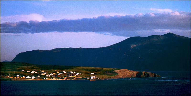 Rocky Harbor, Newfoundland. 1990.