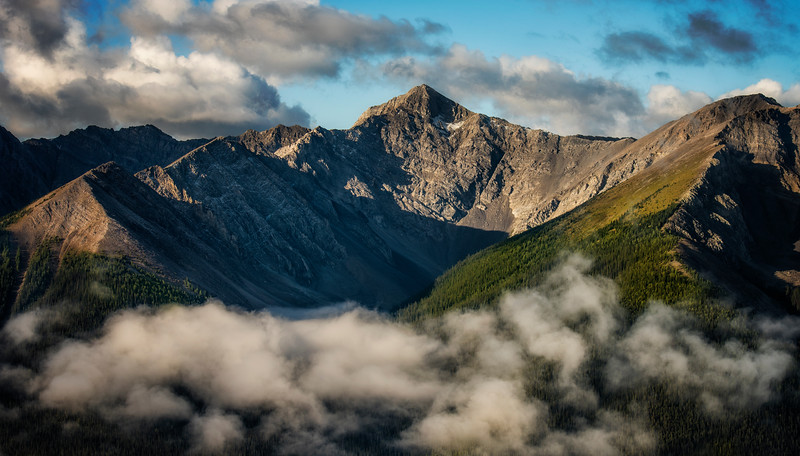 View of Sundance Peak