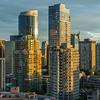 Vancouver skyline 1