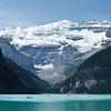 Lake Louise. The most beautiful view in our Hemisphere.