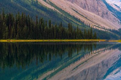 Reflections of Marvel Lake