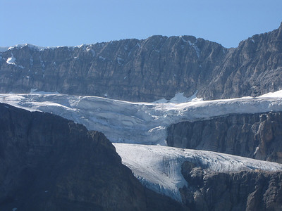 The Crowfoot Glacier, Banff NP.
