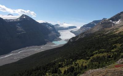 Saskatchewan Glacier yet again.