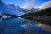Canadian Rockies, Banff National Park, Moraine Lake, Landscape, 加拿大, 班夫国家公园 风景