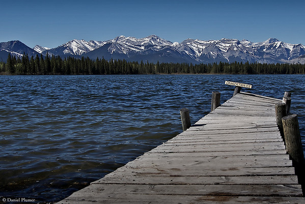 Rocky Mountain Pier