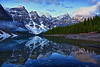 Canadian Rockies, Banff National Park, Moraine Lake, Landscape, HDR, 加拿大, 班夫国家公园 风景, 高动态范围拍摄