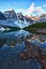Canadian Rockies, Banff National Park, Moraine Lake, Landscape, HDR, 加拿大, 班夫国家公园, 风景, 高动态范围拍摄