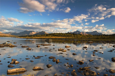 Canadian Rockies, Jasper, Banff, Tonquin Aug 06