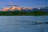 Canadian Rockies, Waterton Lake National Park, Sunset,  Landscape,  加拿大, 洛矶山脉, 沃特顿国家公园, 风景