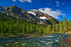Canadian Rockies, Waterton Lake National Park,   Landscape,  加拿大, 洛矶山脉, 沃特顿国家公园, 风景