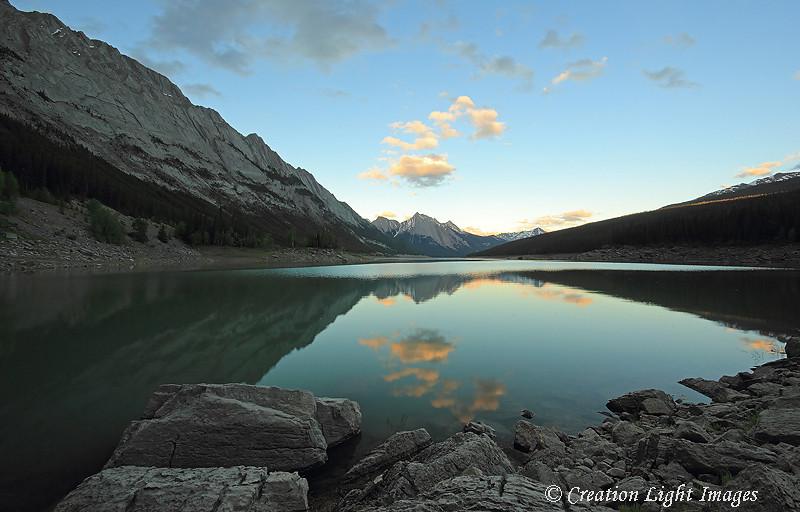 Medicine Lake Evening 2
