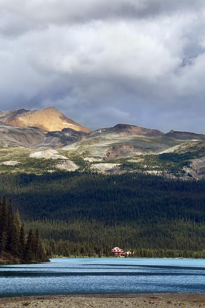 Num-Ti-Jah Lodge, Banff National Park